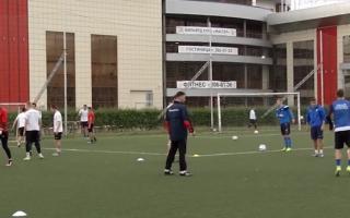 Футболисты пермской «Звезды» начали подготовку к весенней части сезона