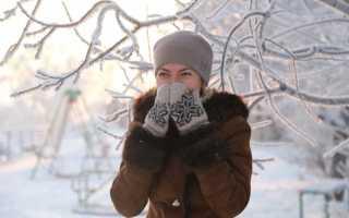Синоптики предупреждают об усилении морозов в Прикамье