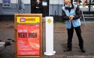 Германия отрицает наличие в стране нового штамма коронавируса