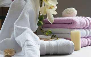 Виды домашнего текстиля