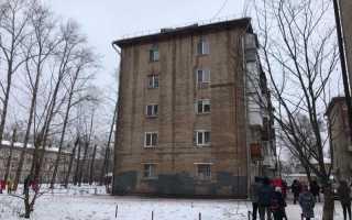 На восстановление дома на Студенческой, 20 выделят более 5 млн руб.