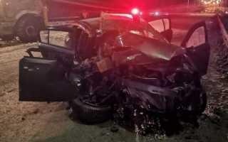 В ДТП в Пермском крае погибла молодая пассажирка