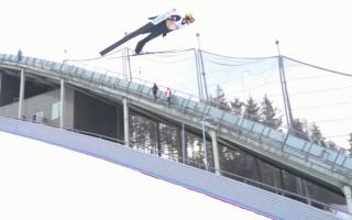 В крае пройдут международные соревнования по прыжкам на лыжах с трамплина