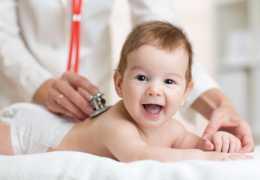 Забота о здоровье ребенка с самого рождения
