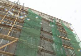 В Перми с нарушениями содержится большинство строительных ограждений