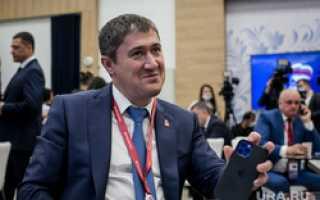 Губернатор Махонин уедет из Перми в день города