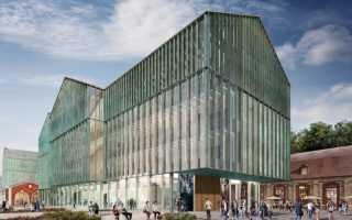 Конкурс на возведение здания художественной галереи вновь перенесен