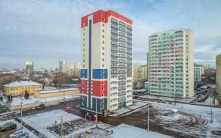 Группа компаний ПЗСП начала заселение дома в центре города