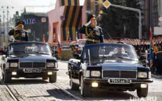 Как посмотреть два парада Победы не выходя из дома. Празднуйте 9 мая вместе с URA.RU