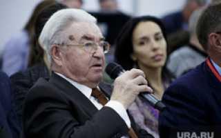 Скончался бывший губернатор Пермской области