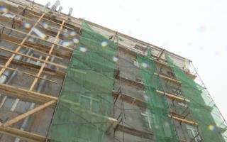 В Перми началась проверка состояния временных строительных ограждений