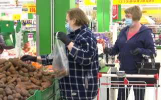 Цены на социально значимые продукты в Прикамье за год выросли на 15,9%