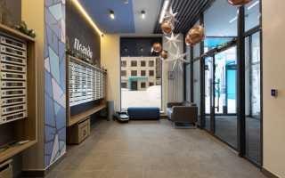 Первые новоселы экогорода «Погода» оценили дизайнерские холлы и входные группы