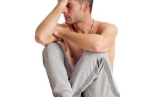 Чем обусловлено чувство наполненности мочевого пузыря у мужчин?
