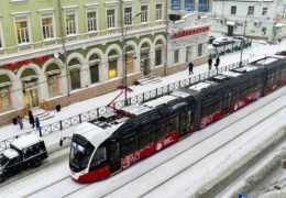 «Еще один транспортный эксперимент». С 1 февраля в трамваях Перми появится функция адресного открытия дверей