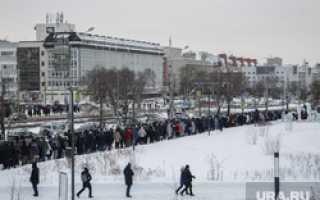 За несогласованные митинги хотят наказать 78 пермяков