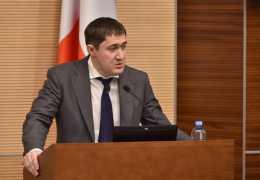 Губернатор Прикамья Дмитрий Махонин вошел в состав Госсовета РФ