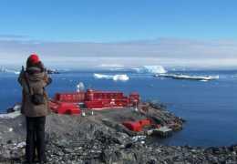 В Антарктиде зафиксированы первые случаи коронавируса