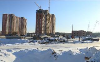 Окончание строительства ЖК «Любимов» в Березниках перенесено на три года