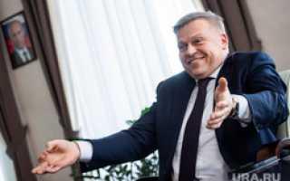 Мэр Перми скрыл свои доходы от общественности