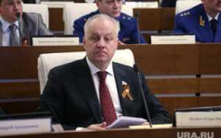 Бывший мэр Перми уходит из Госдумы