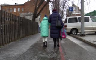 В Перми УК заплатит полмиллиона за падение ребенка на скользком тротуаре