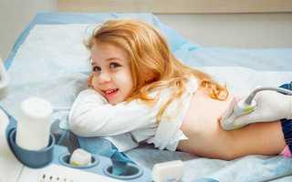 Проблемы с почками ребёнка выявит УЗИ