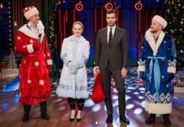 Звезды сериала «Реальные пацаны» стали гостями программы «Вечерний Ургант»