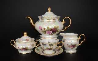 Чайный сервиз: то, что должно быть в каждом доме