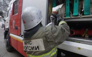 Ночью в Перми в сгоревшей машине обнаружили труп мужчины