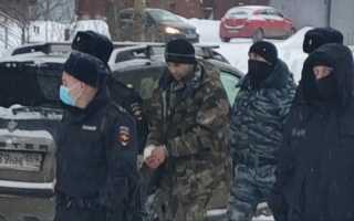 Подозреваемого в убийстве беременной жены и тестя арестовали на 2 месяца