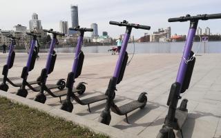 В Перми в мае начнет работать прокат электросамокатов от «Ситимобил»