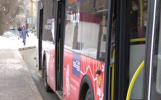 В Перми временно продлили автобусный маршрут №68