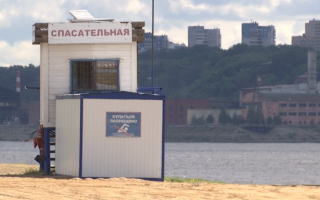 Купание запрещено: официальное открытие пляжей в Прикамье переносится
