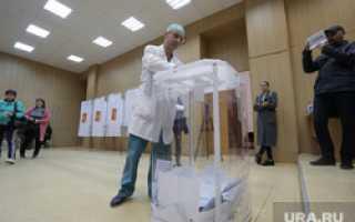 Пермских депутатов в Госдуму выберут по новым правилам
