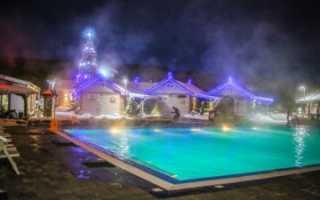 Термальный курорт Краснодарского края