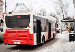 В Перми появились новые автобусные остановки