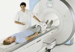 Показания для проведения МРТ колена