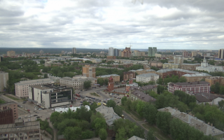 Пермь вошла в десятку городов-миллионников РФ по качеству городской среды