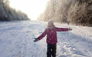 После 0 градусов, в Пермский край снова придут крепкие морозы