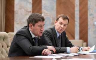 Пермский губернатор Махонин уехал в Москву на переговоры