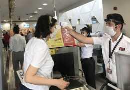 В Турции туристов обязал и предъявлять отрицательный тест на COVID-19