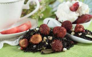 Какие бывают добавки в черный чай?