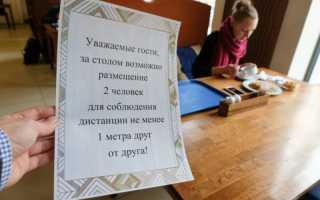 Ограничения на работу общепита в Перми будут смягчать