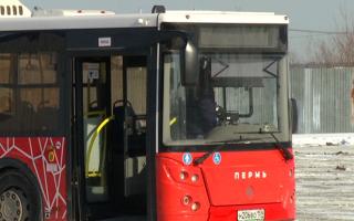 В автобусах Перми начали тестирование карты «Тройка»