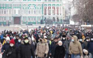 Главные кадры протестов за Навального. Полиция на лошадях, хороводы и золотые ершики