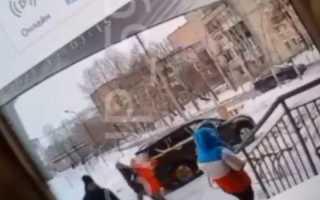На видео попали последние секунды жизни погибшего в Перми парня