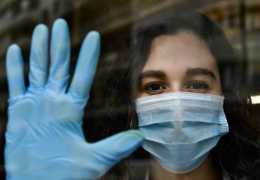 Врач предупреждает о надвигающейся третьей волне коронавируса