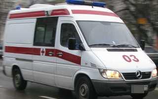 В Перми 22-летняя девушка упала с 5-го этажа