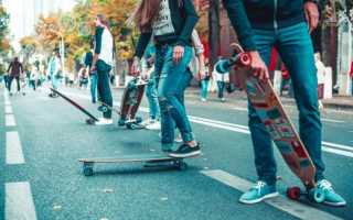В Перми сильно вырос спрос на ролики, скейтборды, вейвборды и лонгборды